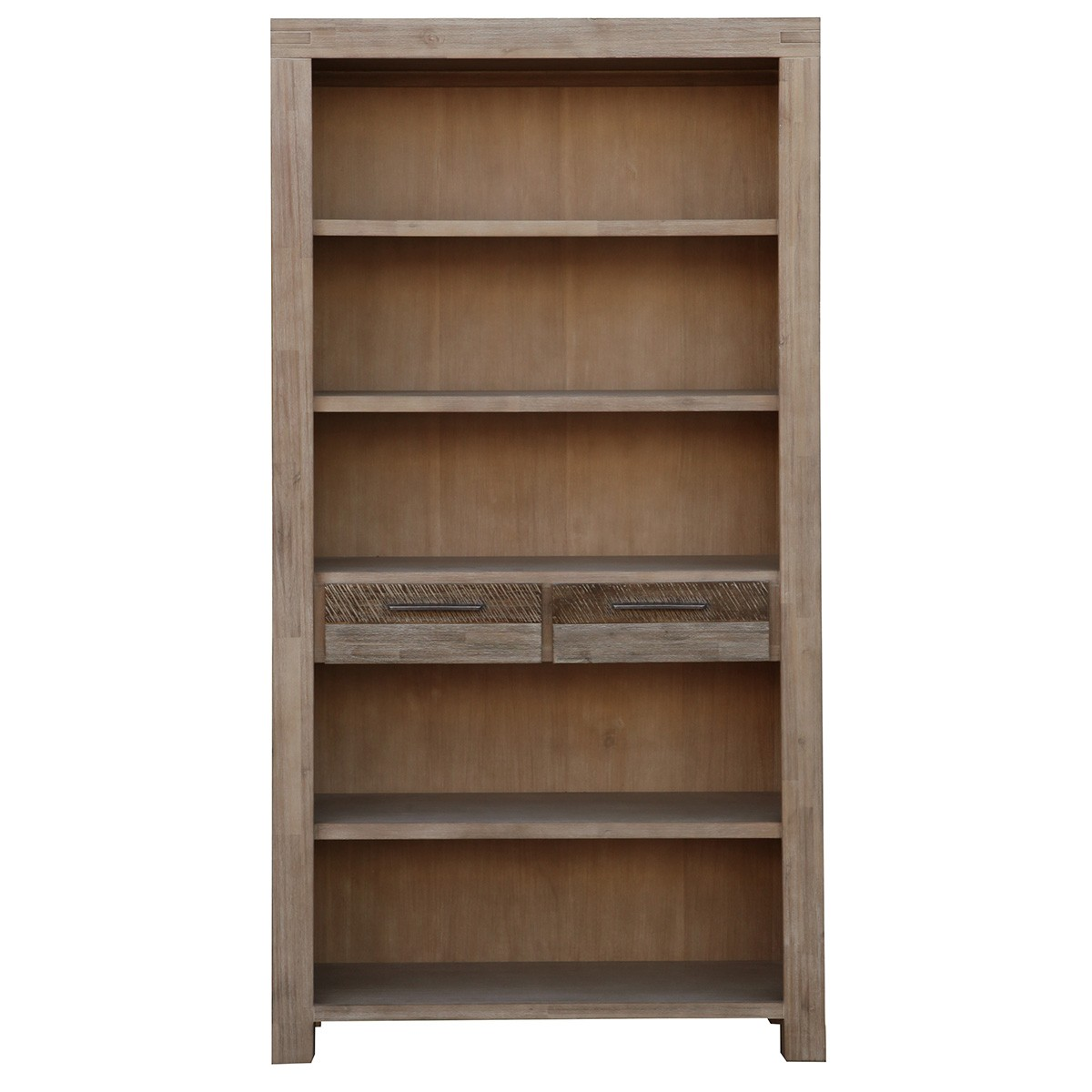 Albergo Acacia Timber Bookcase