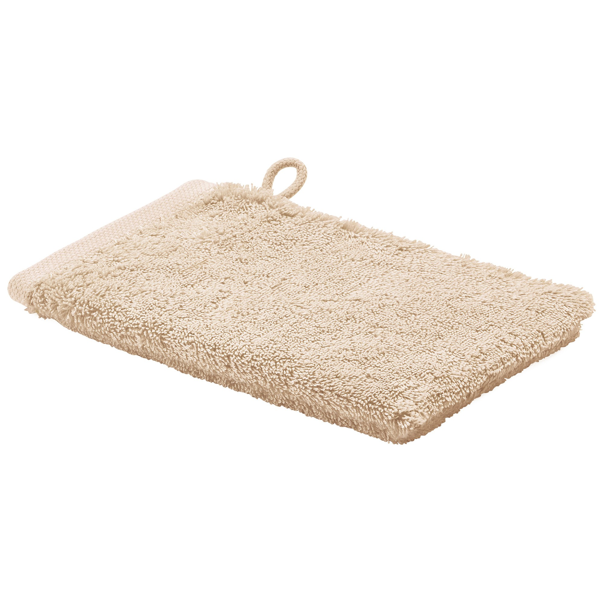 Aquanova London Egyptian Cotton Wash Mitt, Honey