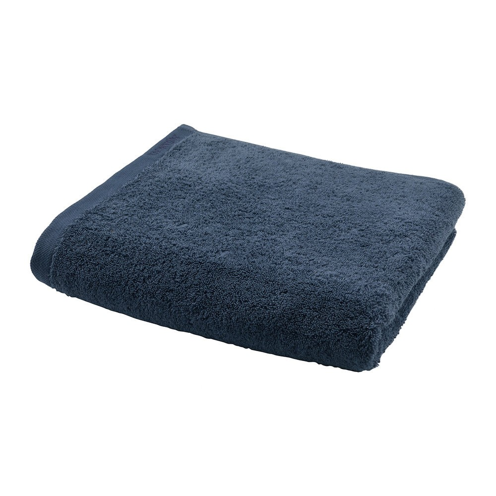 Aquanova London Egyptian Cotton Bath Towel, Indigo
