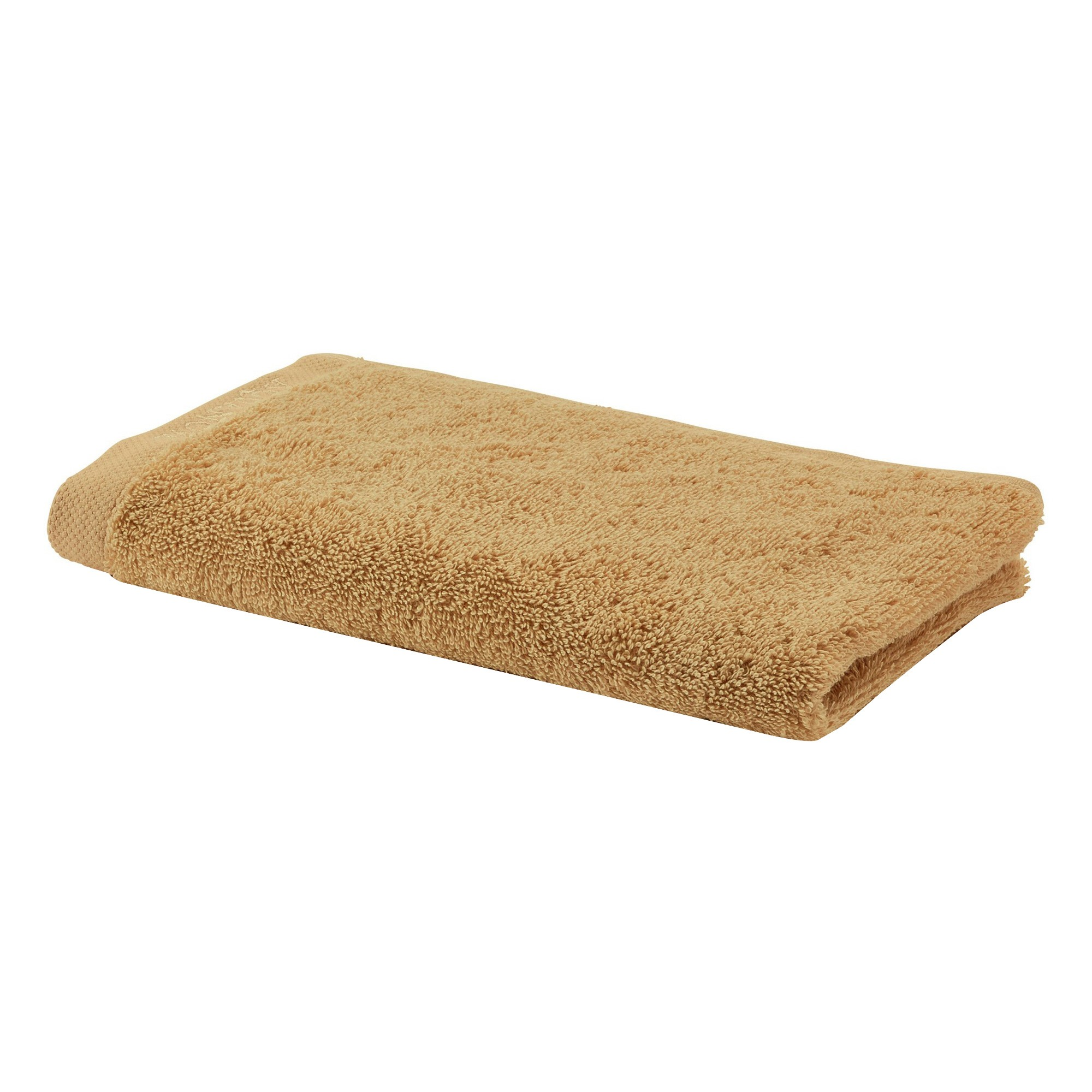 Aquanova London Egyptian Cotton Guest Towel, Ochre