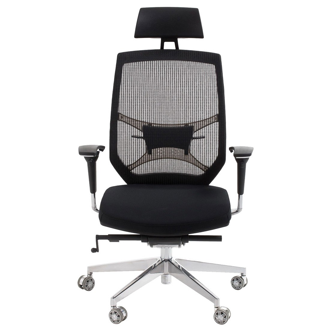 Milson Adjustable Fabric Office Chair