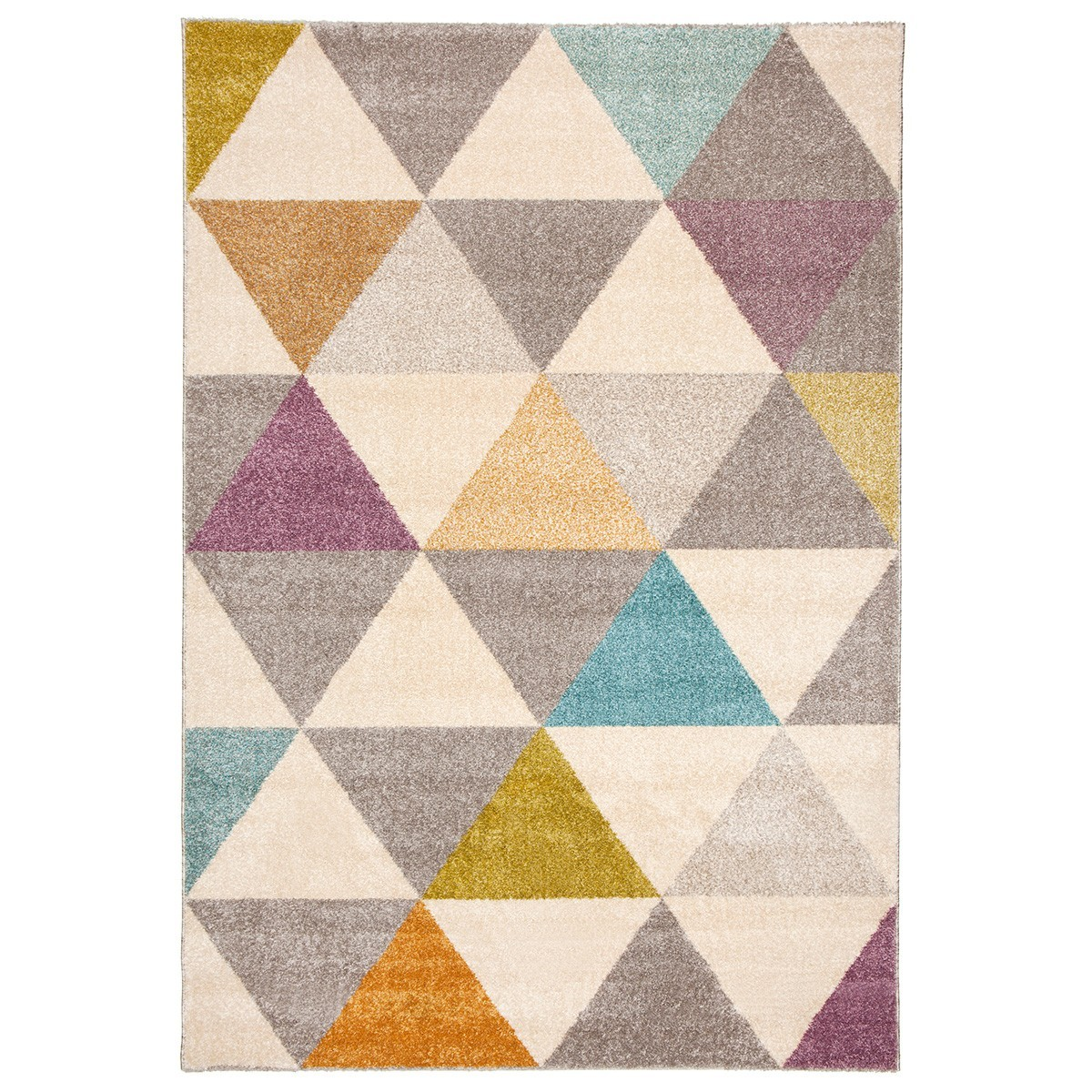 Accent Mazy Belgian Made Modern Rug, 120x170cm, Multi