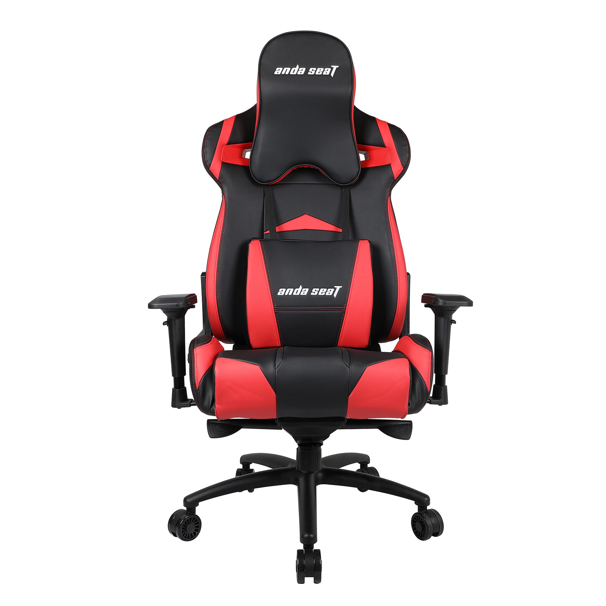 Anda Seat AD3-XL Gaming Chair, Black / Red