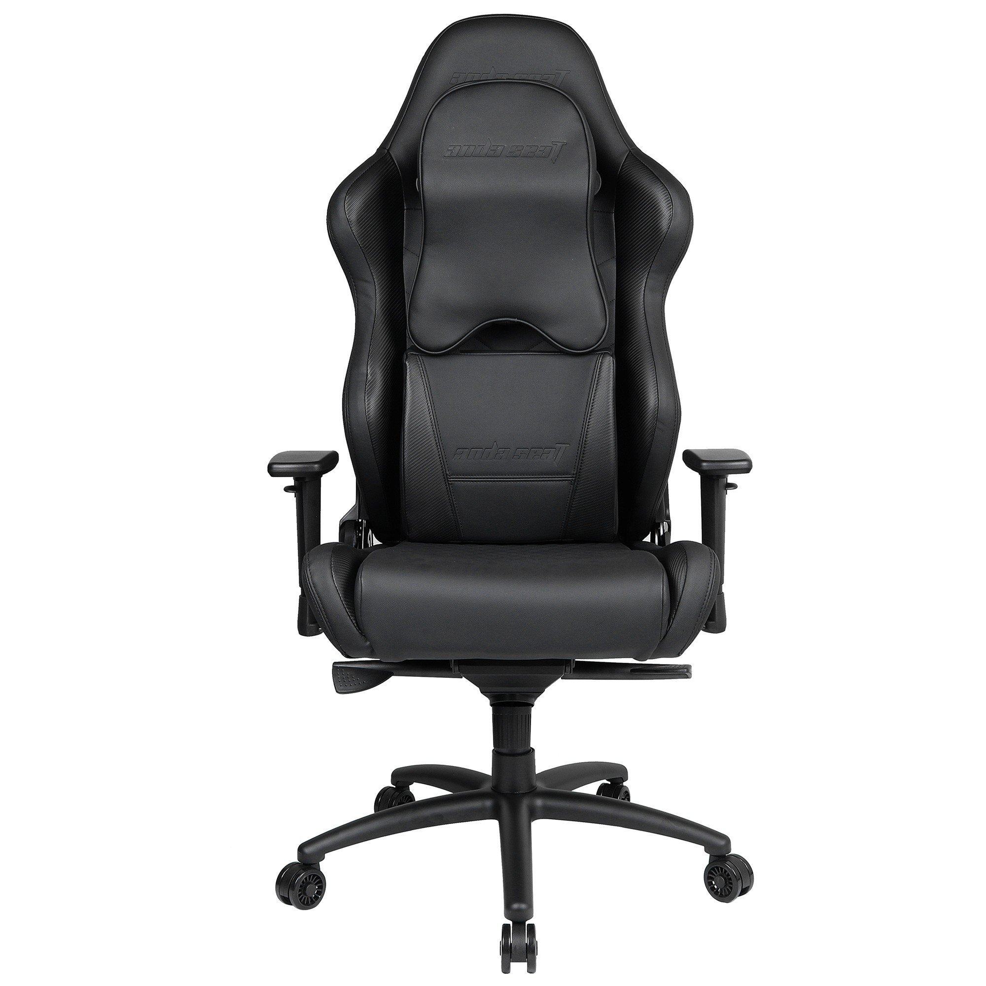 Anda Seat AD4XL Gaming Chair, Wizard, Black