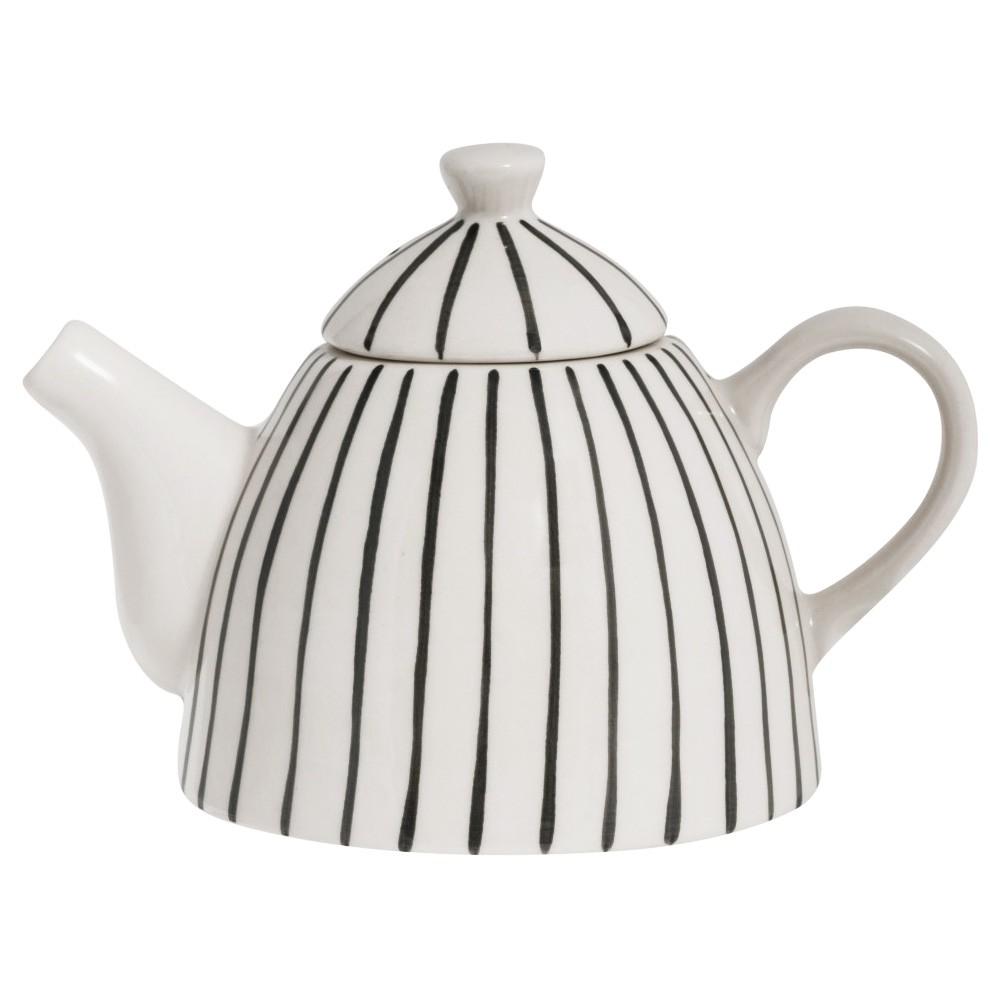 Jeffery Ceramic Teapot