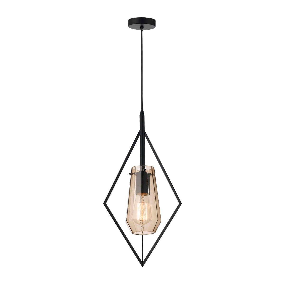 Akota Metal Pendant Light, Small