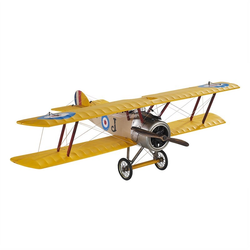Sopwith Camel Airplane Scale Model - Small