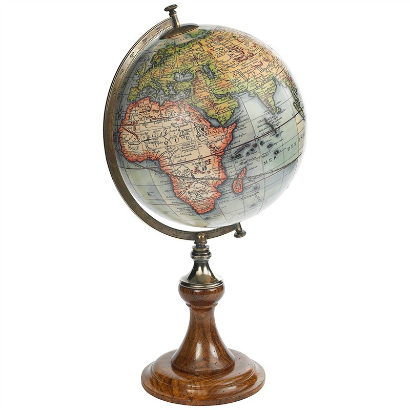 Vaugondy 1745 Tabletop Globe