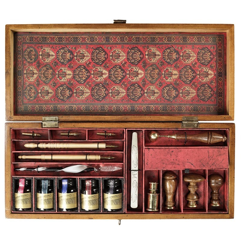 Trianon Letters Calligraphy Writing Set