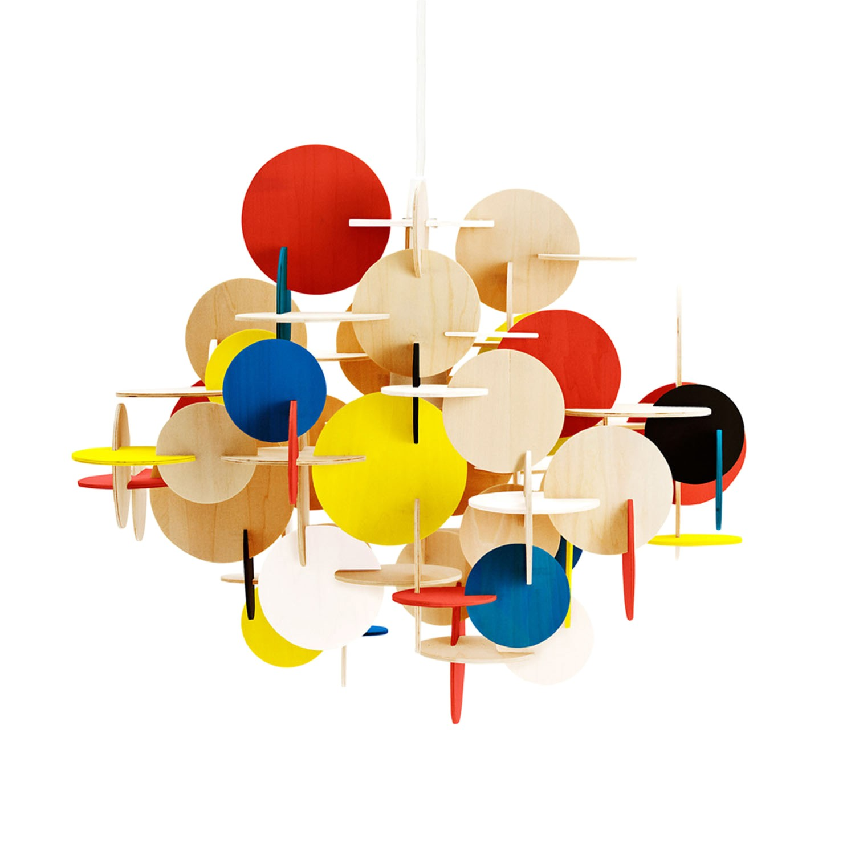 Replica Vibeke Fonnesberg Schmidt Multi Bau Pendant Light
