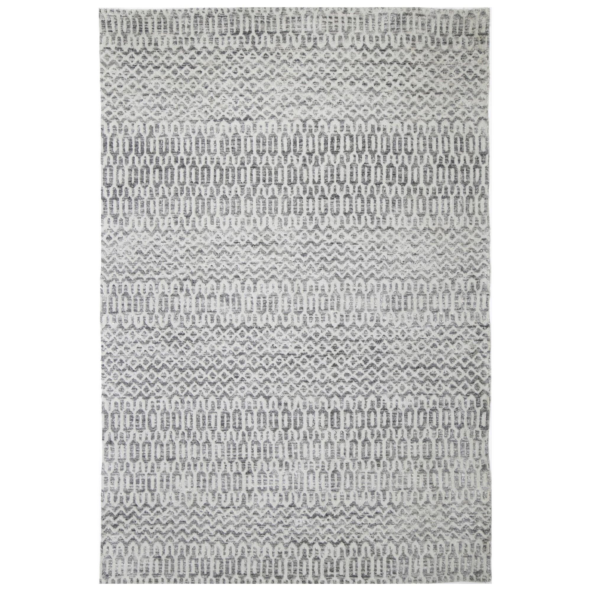 Amristar Camphils Hand Tufted Wool Rug, 330x240cm, Grey