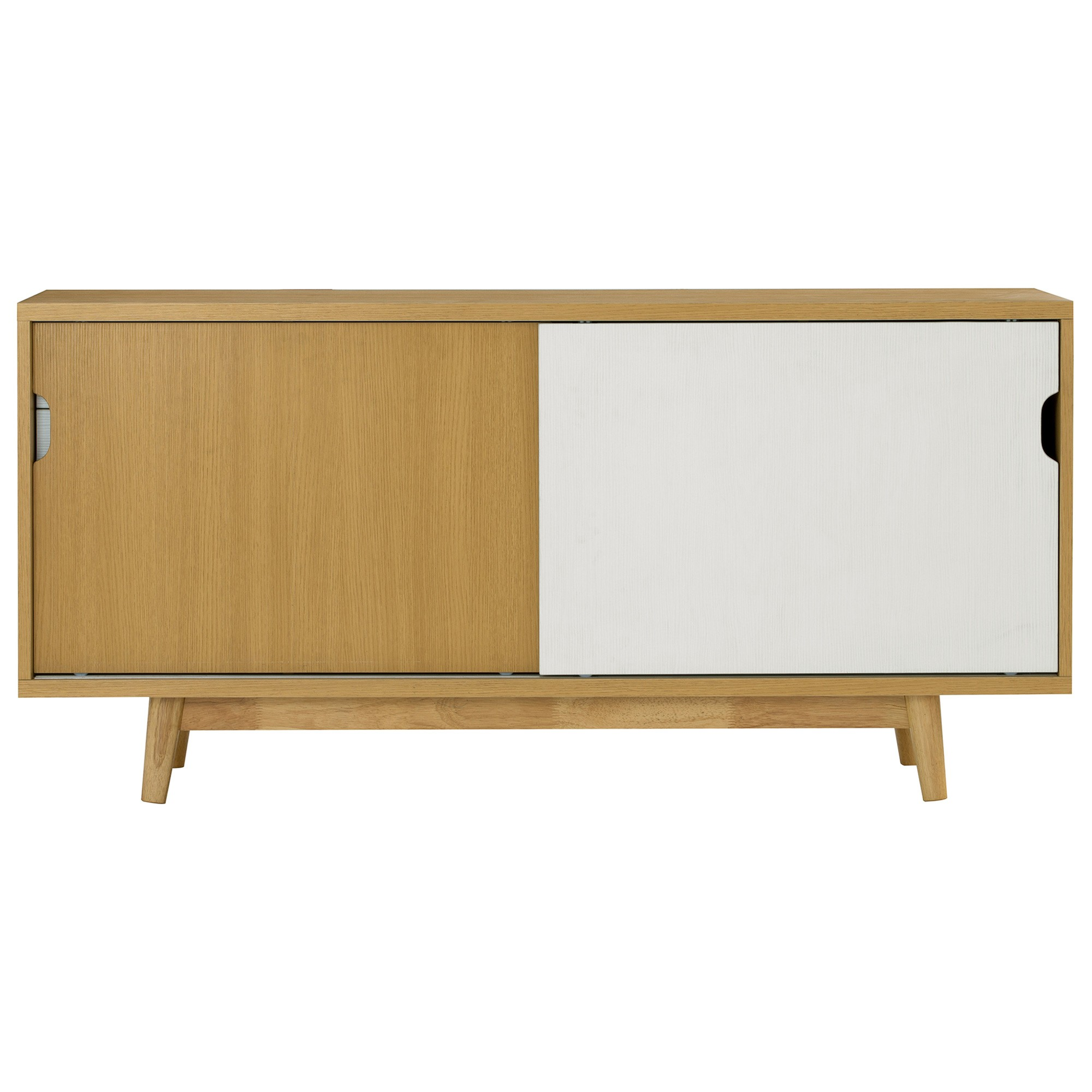 Ansa Sliding Door Buffet Table, 150cm