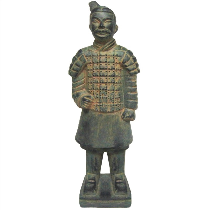 Terracotta Warrior Resin Statue