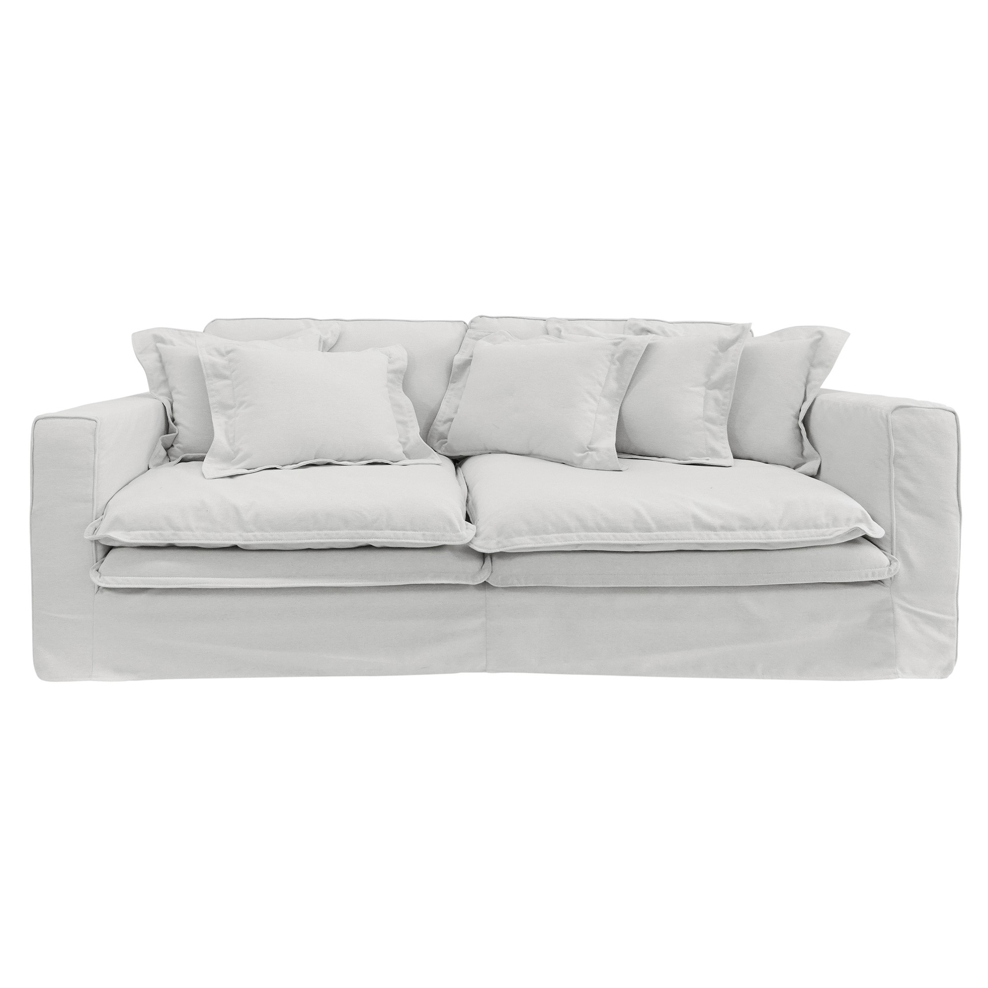 Joshua Fabric Sofa, 3 Seater