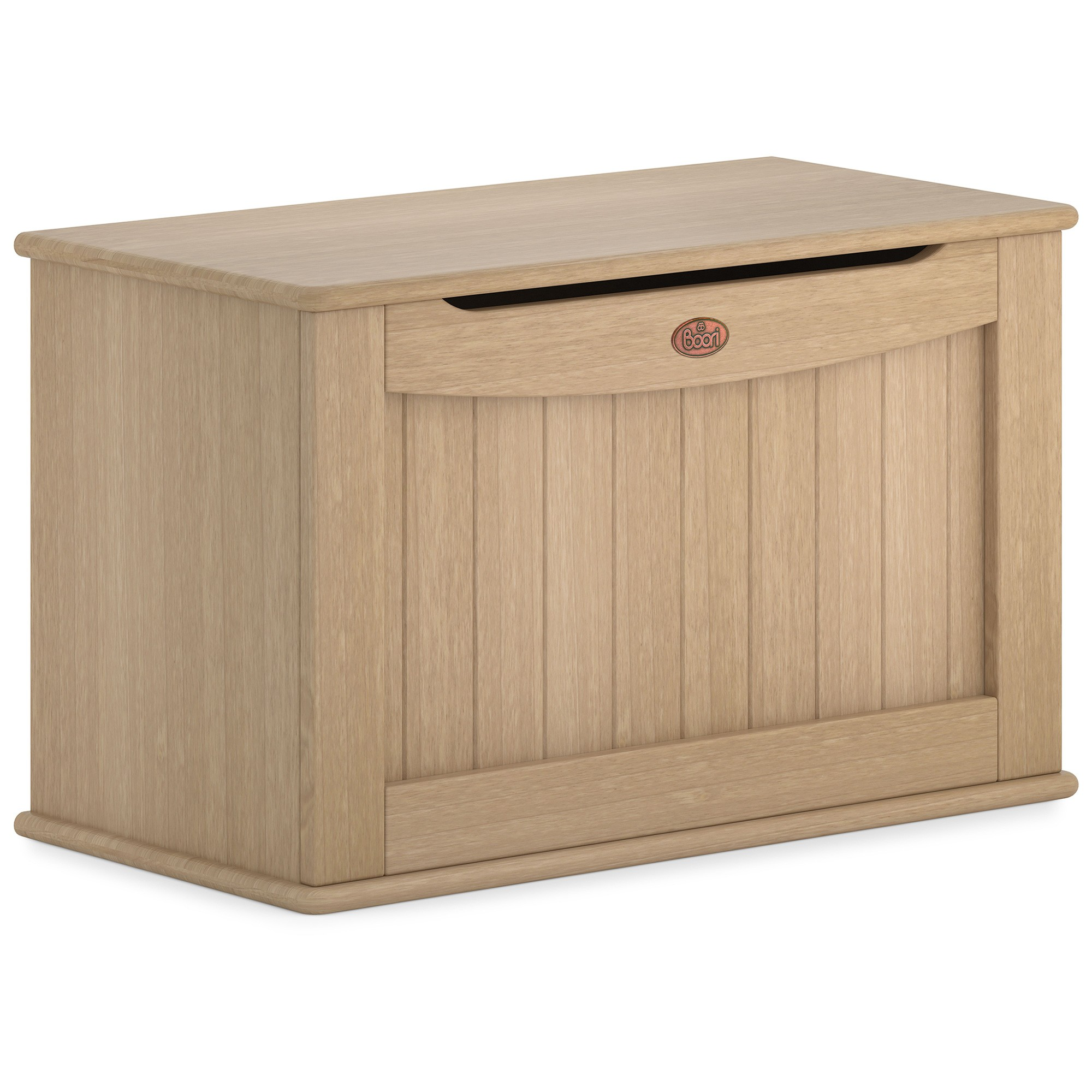 Boori Wooden Toy Box, Almond