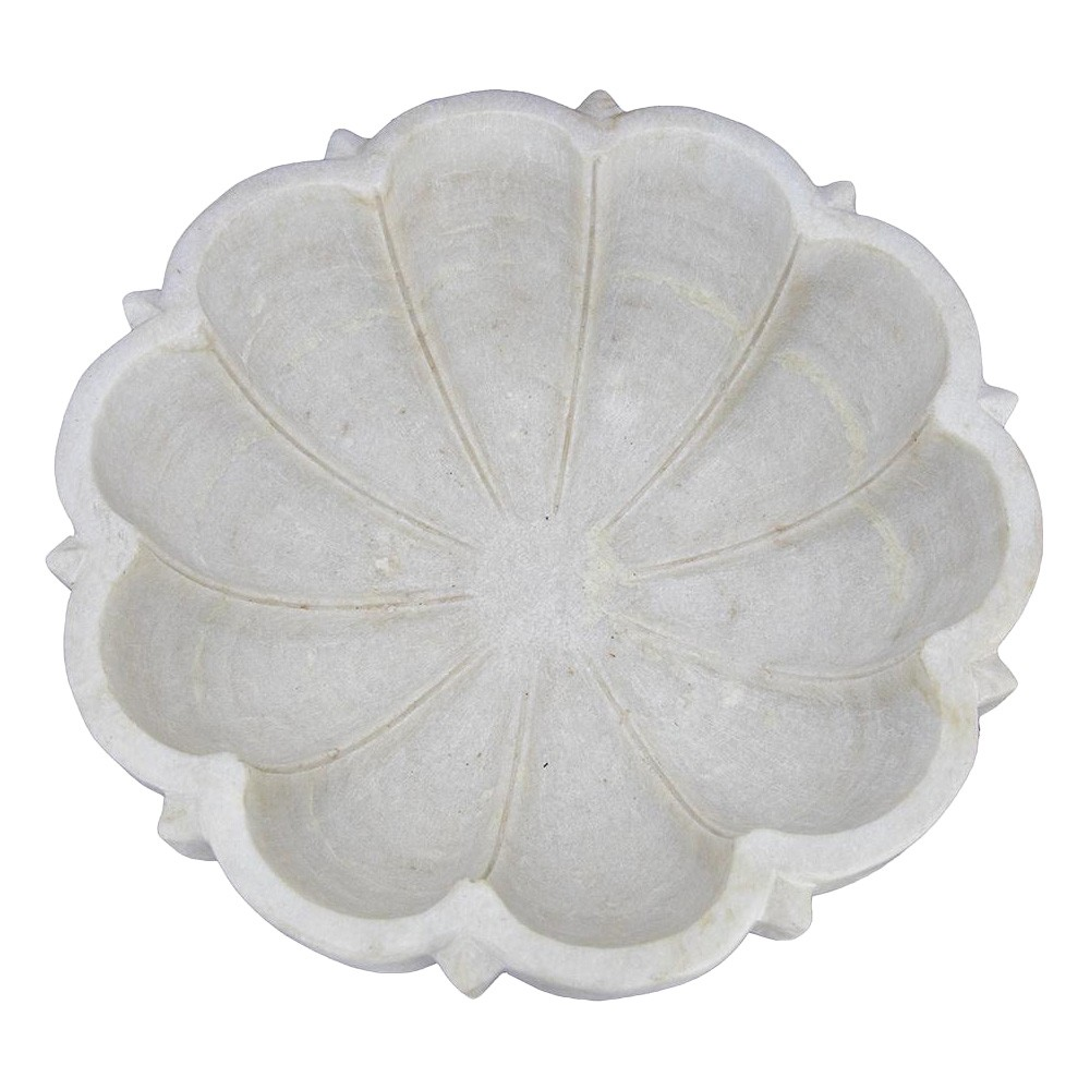 Raghu Marble Bowl, Large
