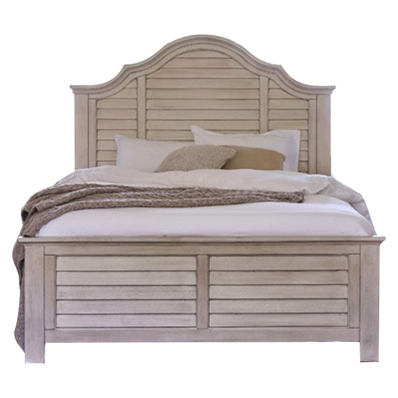Castleton Hardwood Bed, Queen