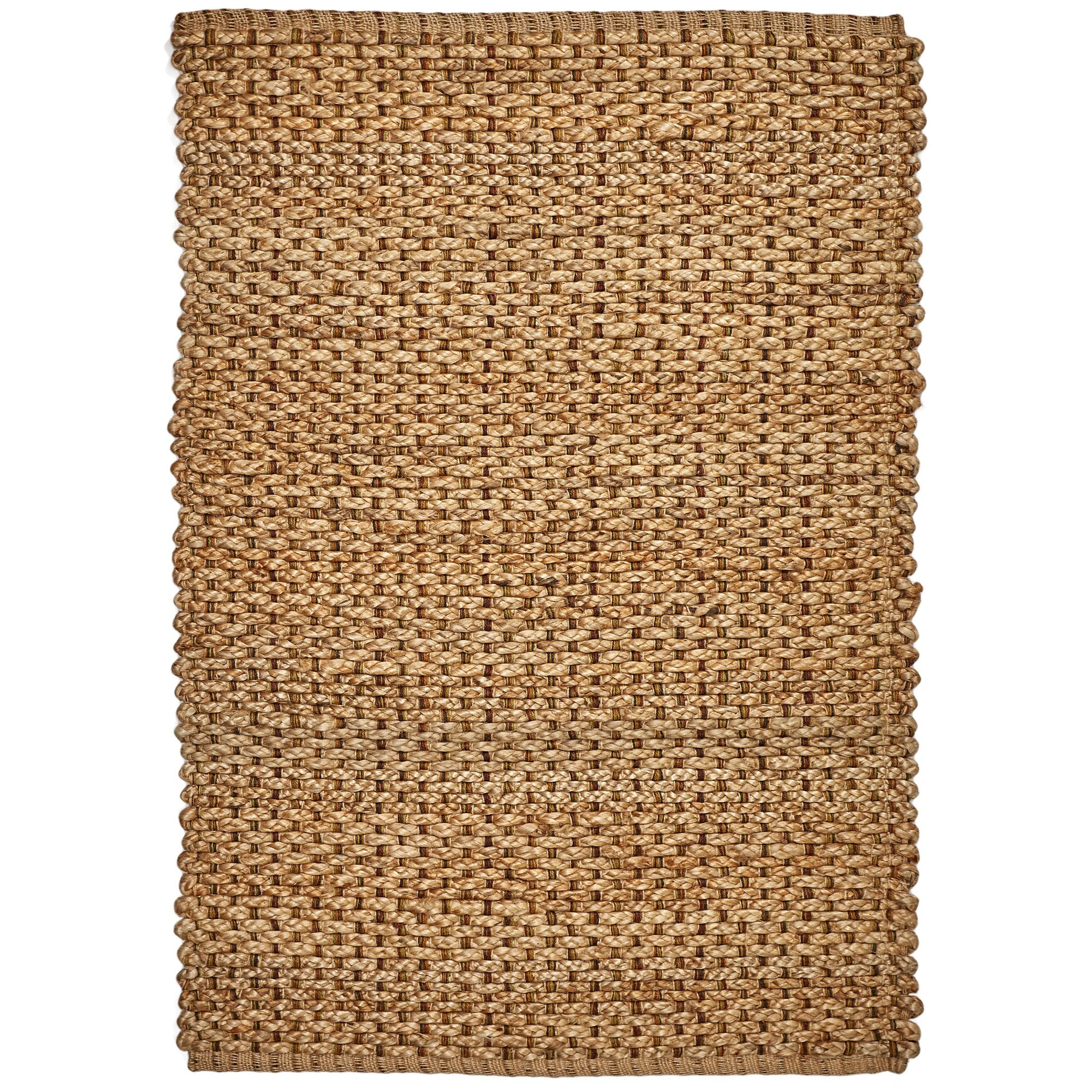 Braids Jute Rug, 320x230cm, Natural