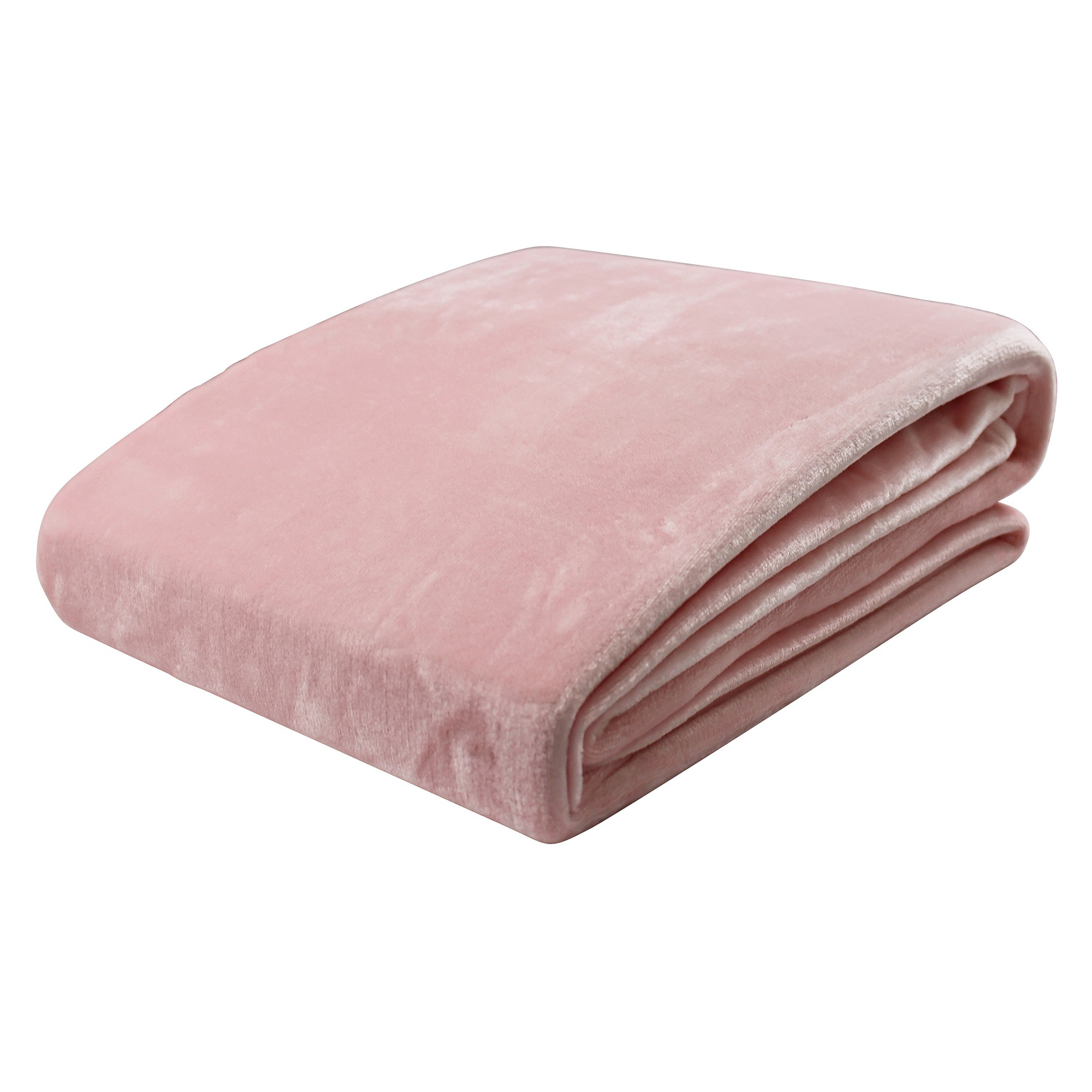 Odyssey Living Super Soft Blanket, Queen / King, Primrose