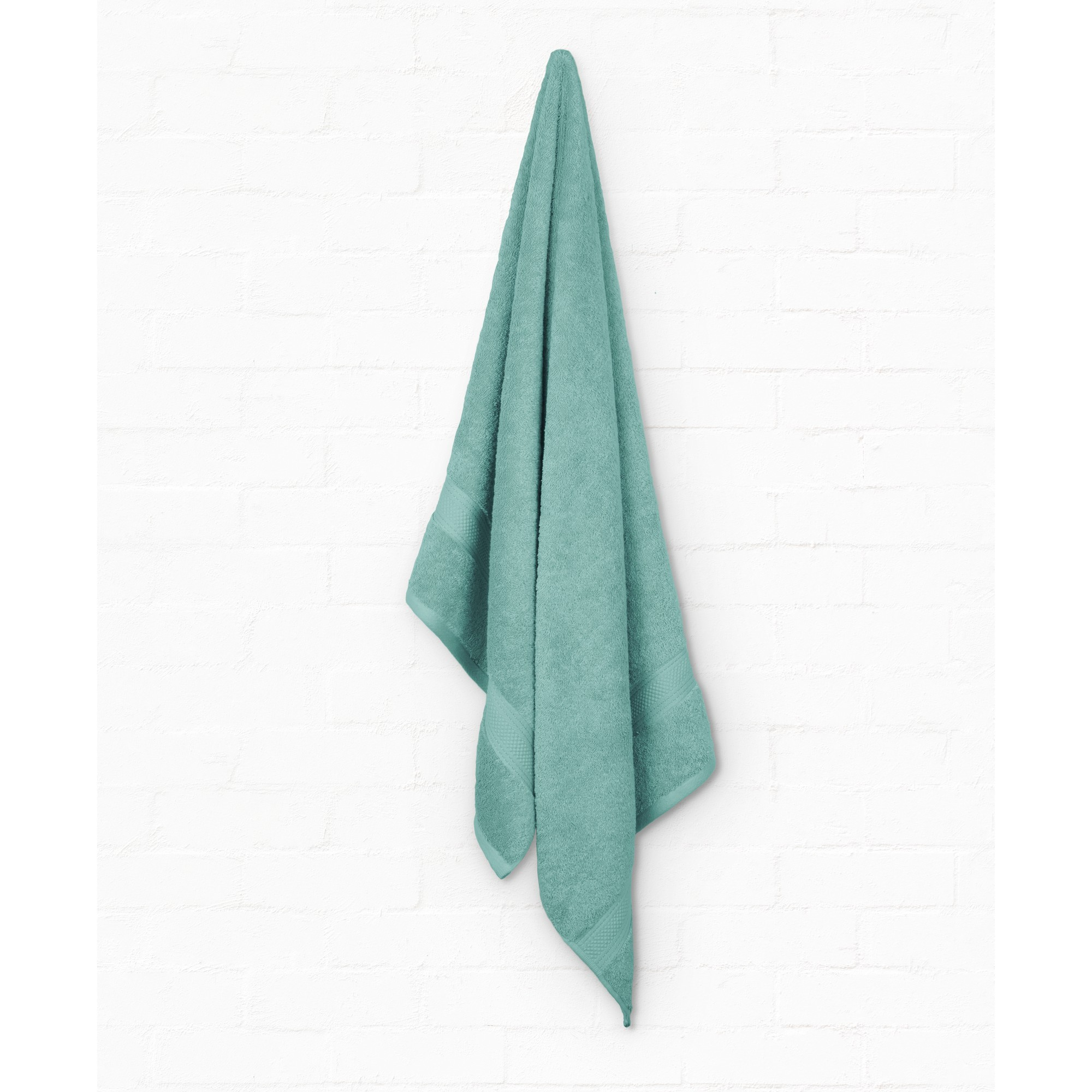 Algodon St Regis Cotton Bath Towel, Marine