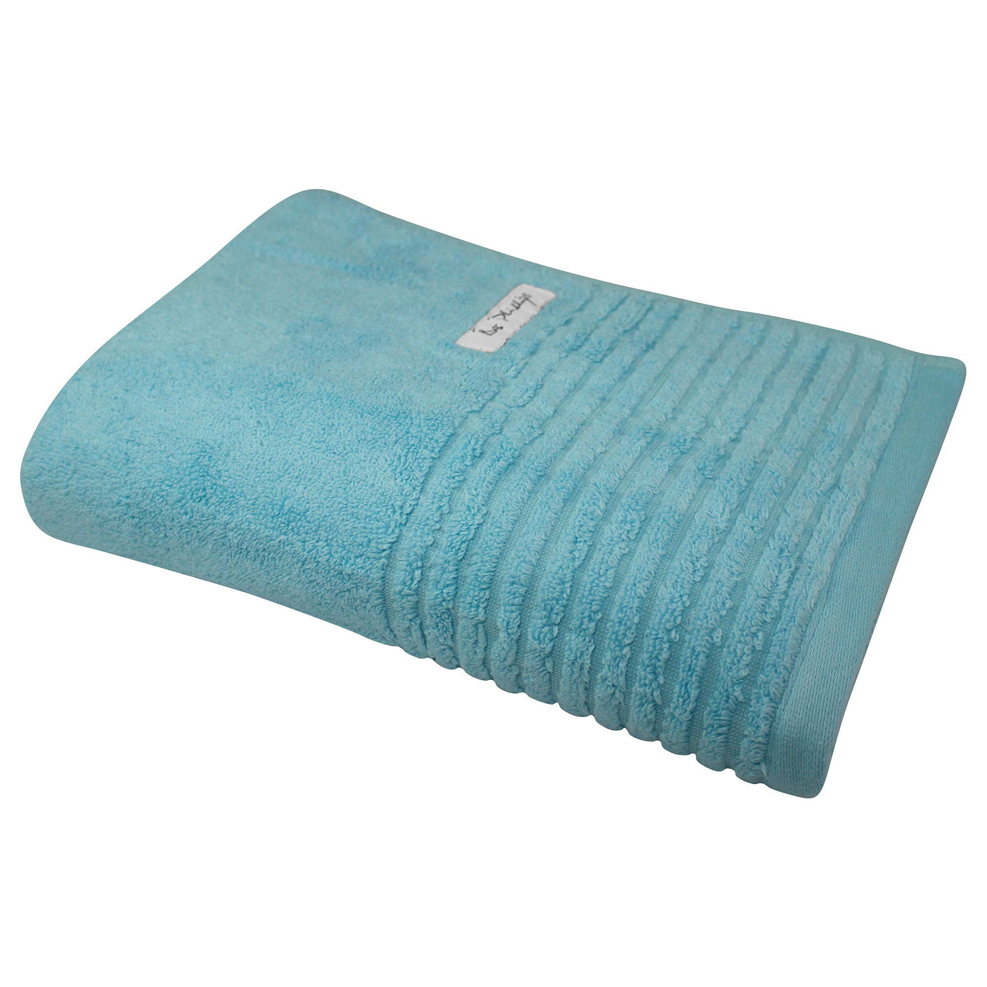 Bas Phillips Hayman Zero Twist Cotton Bath Towel, Ocean