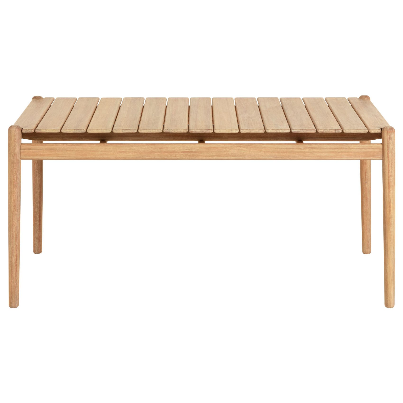 Lomond Eucalyptus Timber Alfresco Dining Table, 160cm