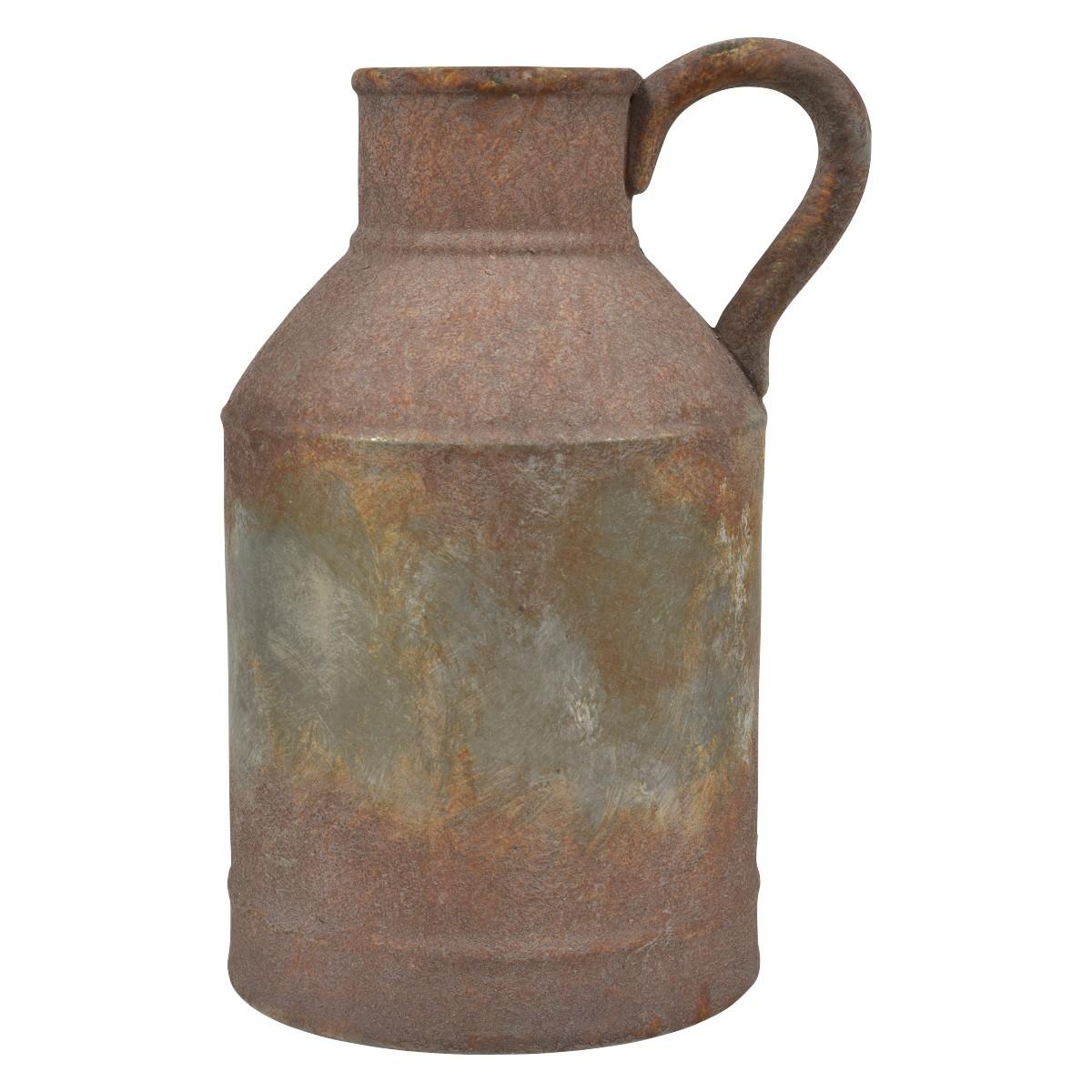 Provence Rustic Ceramic Jug, Large