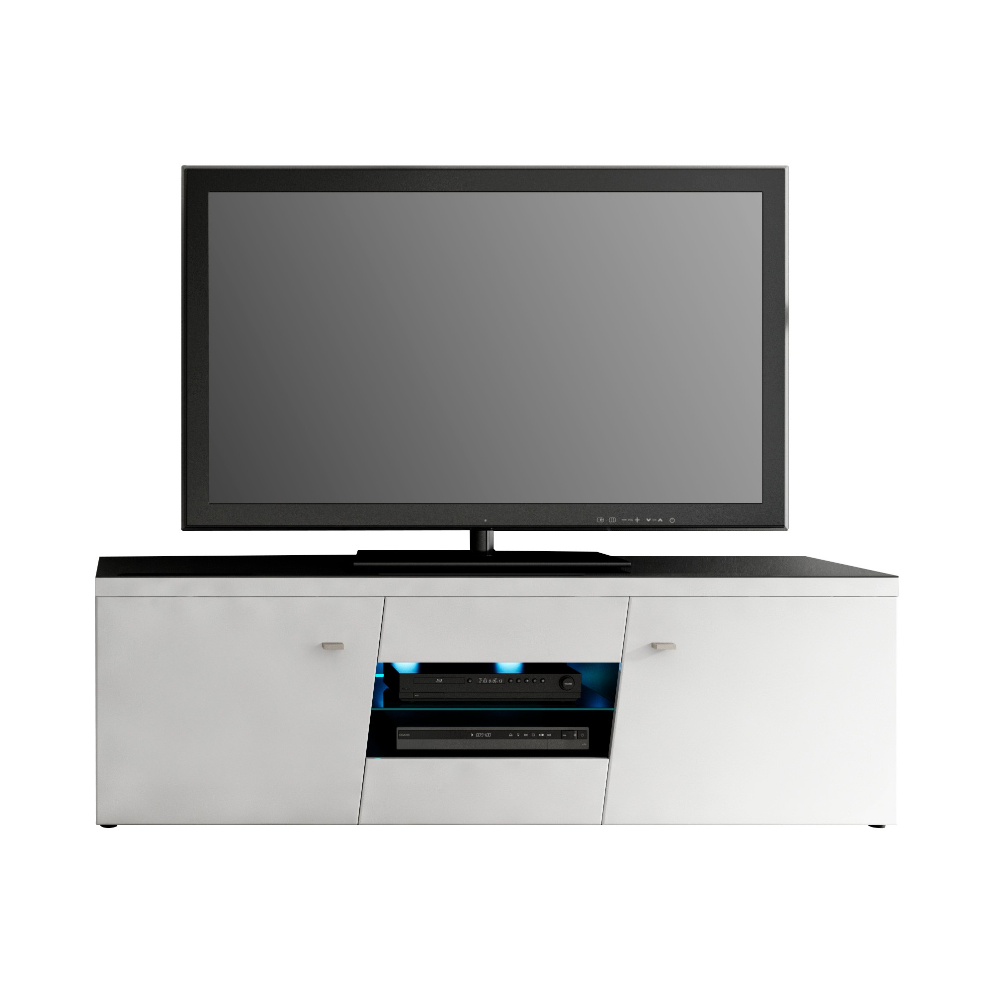 Chloe 2 Door TV Unit, 165cm