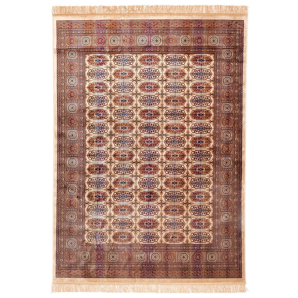 Chiraz Adani Traditional Oriental Rug, 200x137cm, Beige