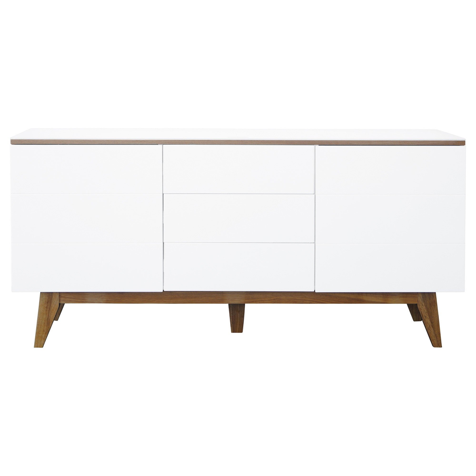 Marie Buffet 2 Door 3 Drawer Buffet Table, 150cm