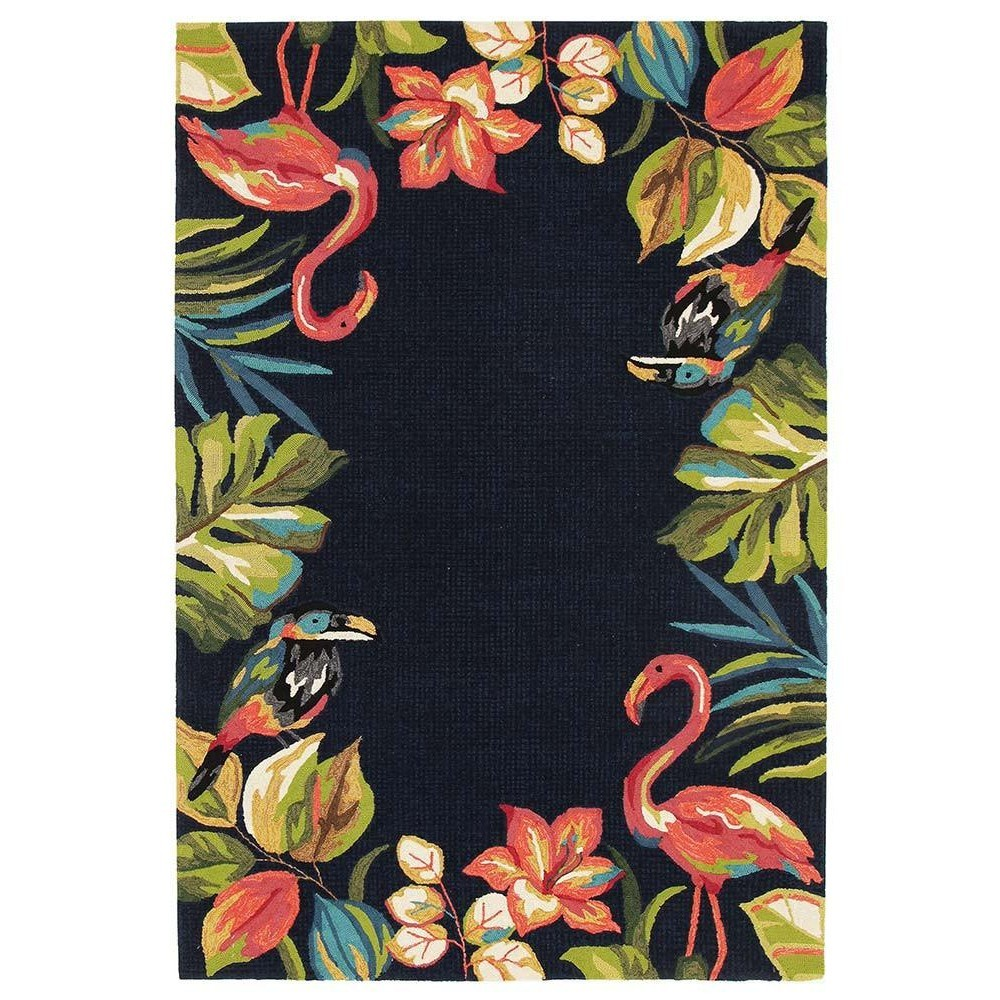 Copacabana Tropical Gardern Indoor/Outdoor Rug, 230x320cm