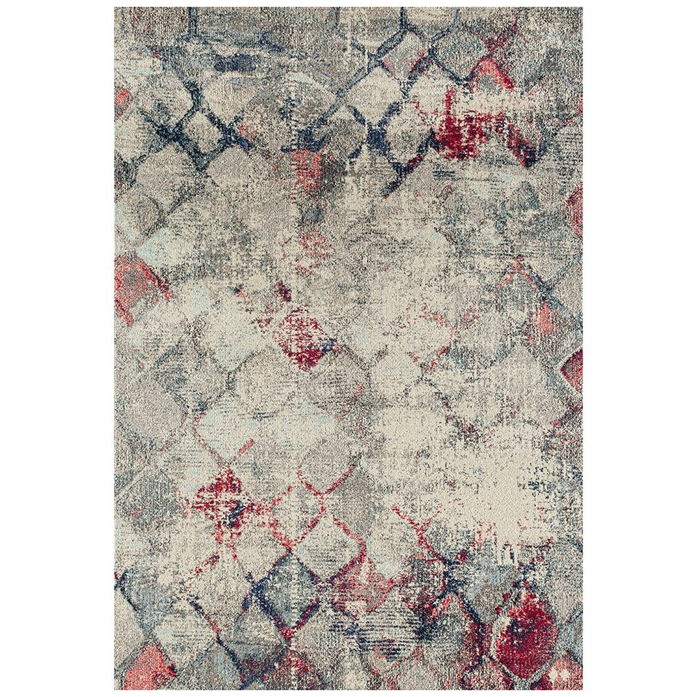 Crystal Maroc Transitional Rug, 160x230cm, Pink