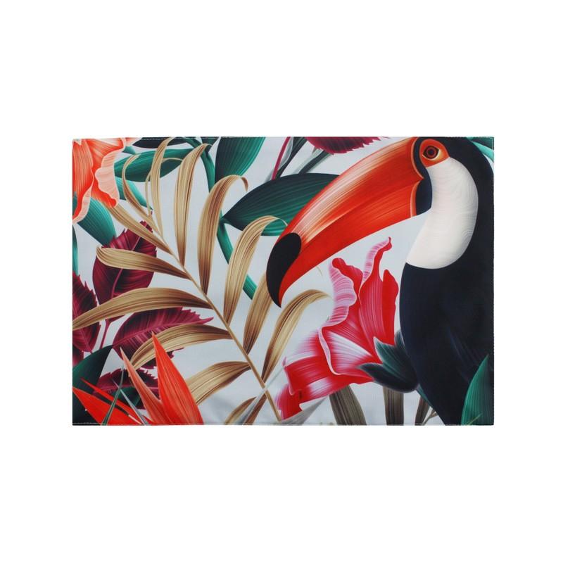 Set of 2 Tropix Indoor / Outdoor Fabric Placemats