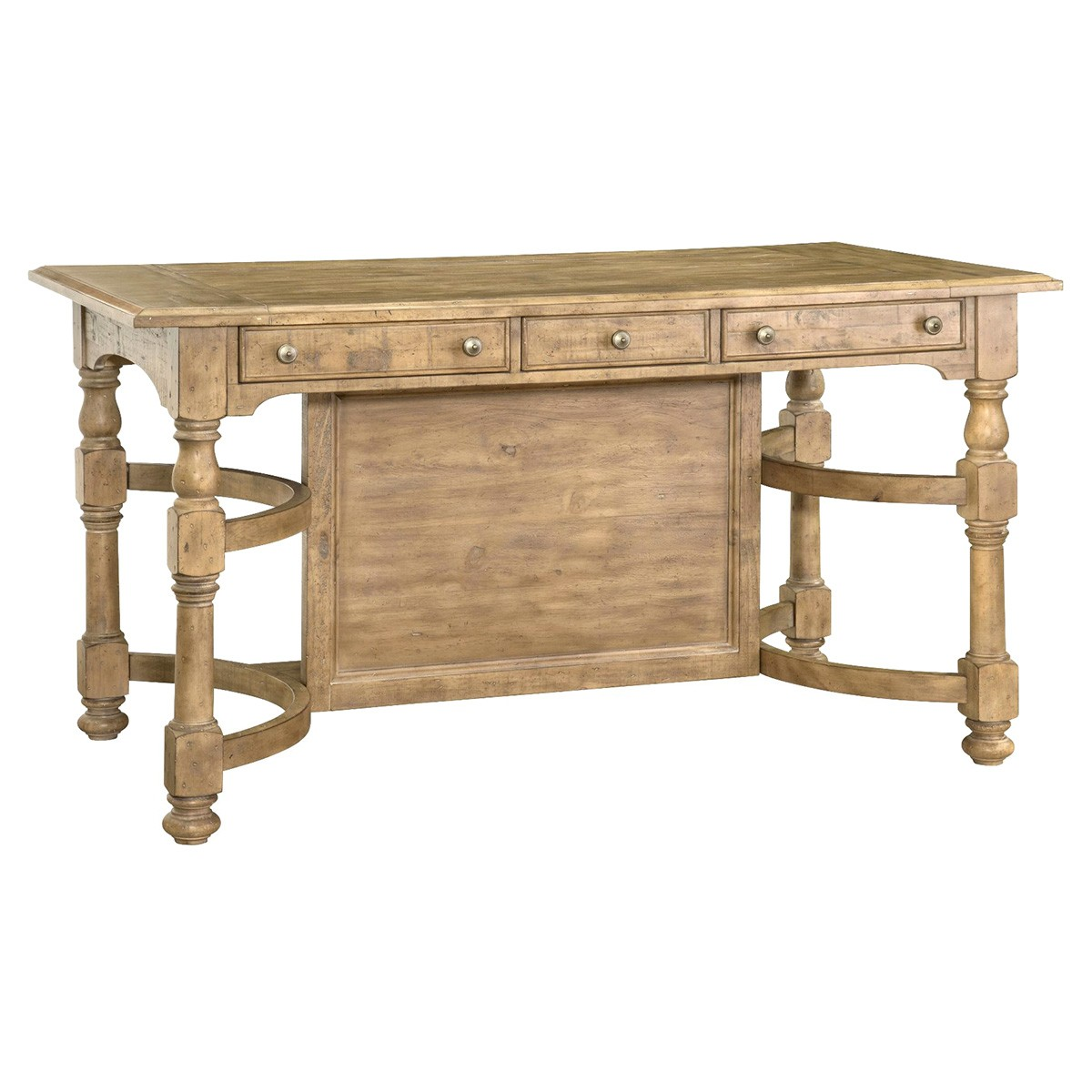 Graham Hills Pine Timber Counter Table, 173cm