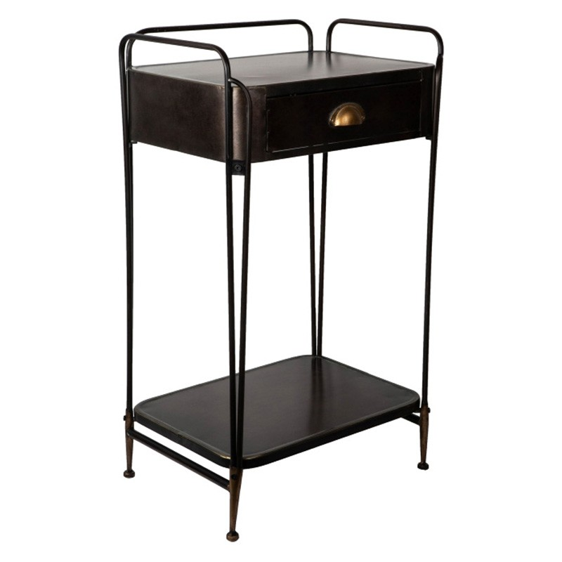 Marvin Metal Side Table