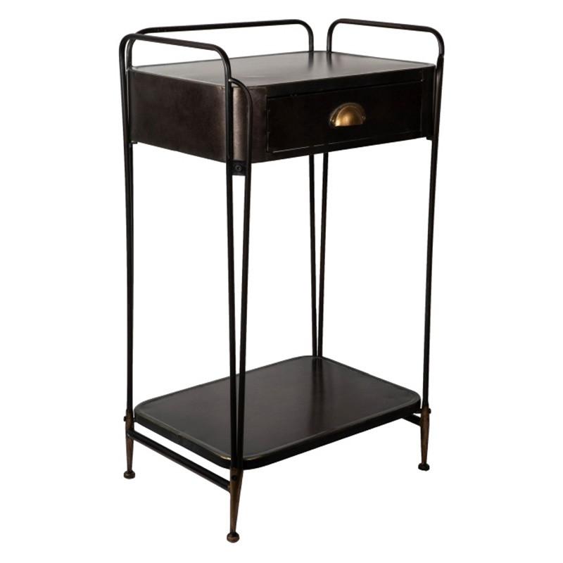 Marvin Metal Side Table