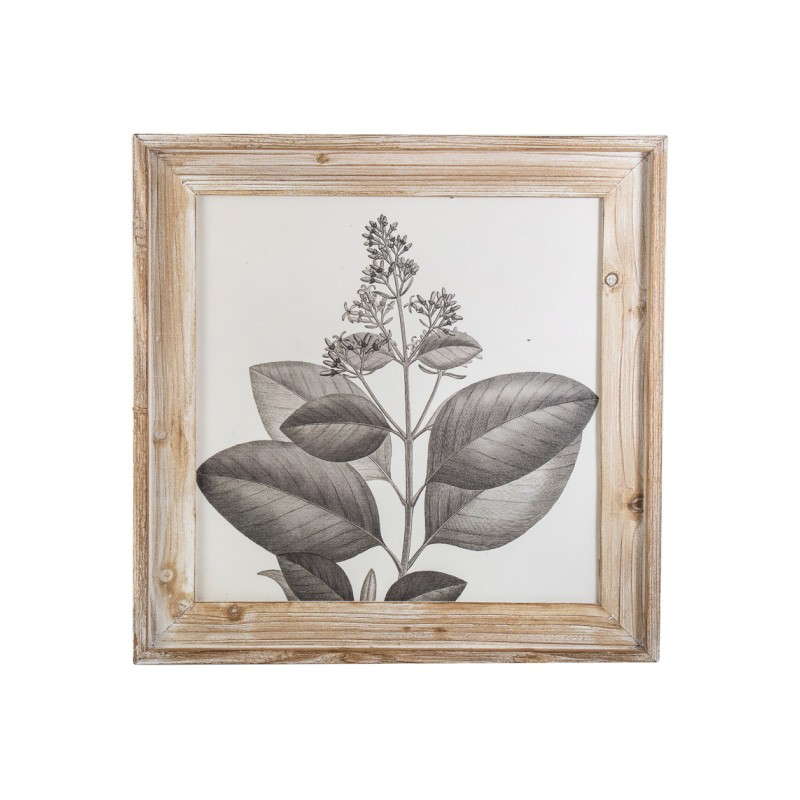 Magana Wooden Framed Canvas Wall Art Print, 60cm