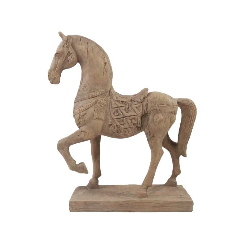Selle Horse Figurine