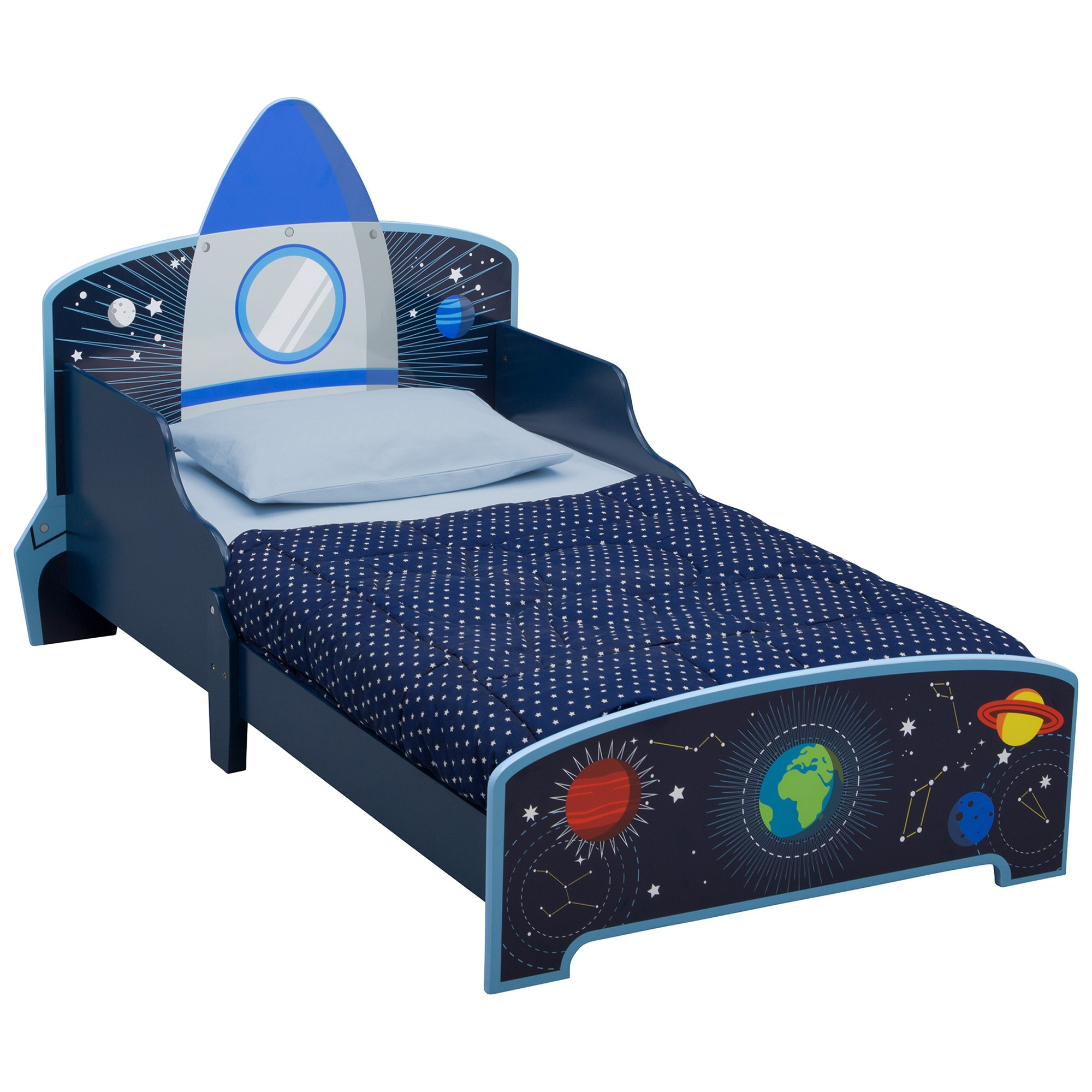 Delta Children Space Adventures Toddler Bed