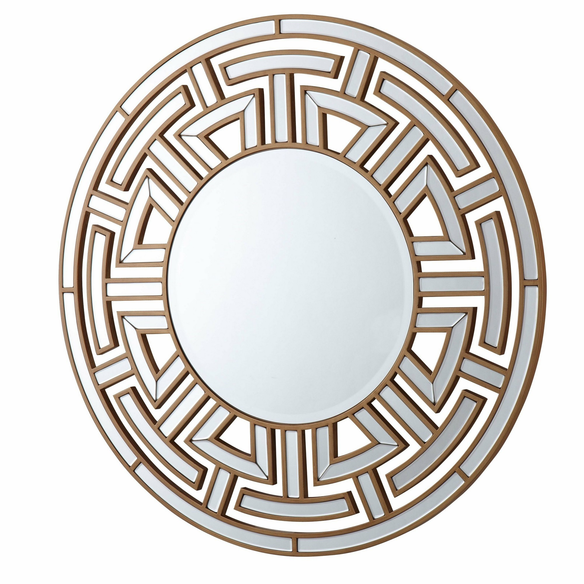 Tertenia Round Wall Mirror, 100cm