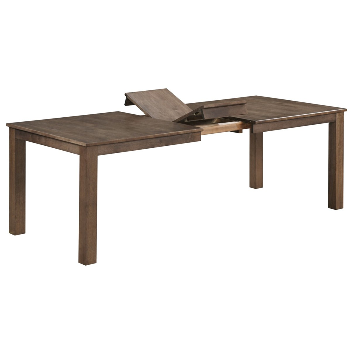Chisholm Timber Extensible Dining Table, 180-218cm