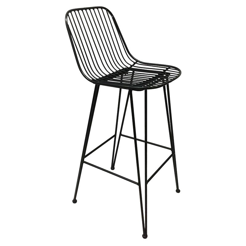 Luca Metal Counter Stool