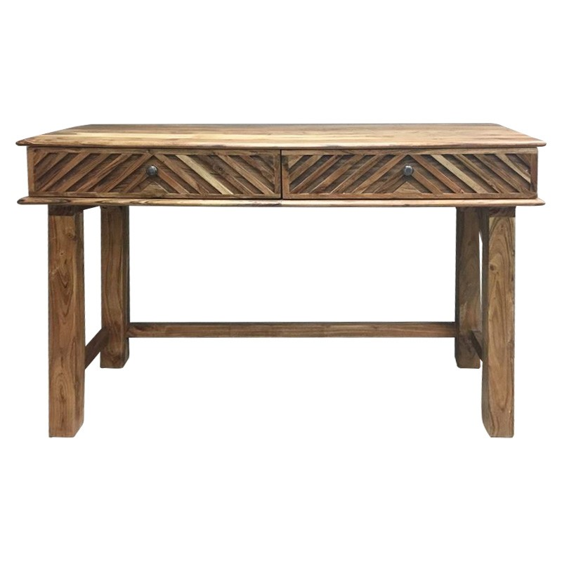 Lucy Acacia Timber Console Table, 120cm