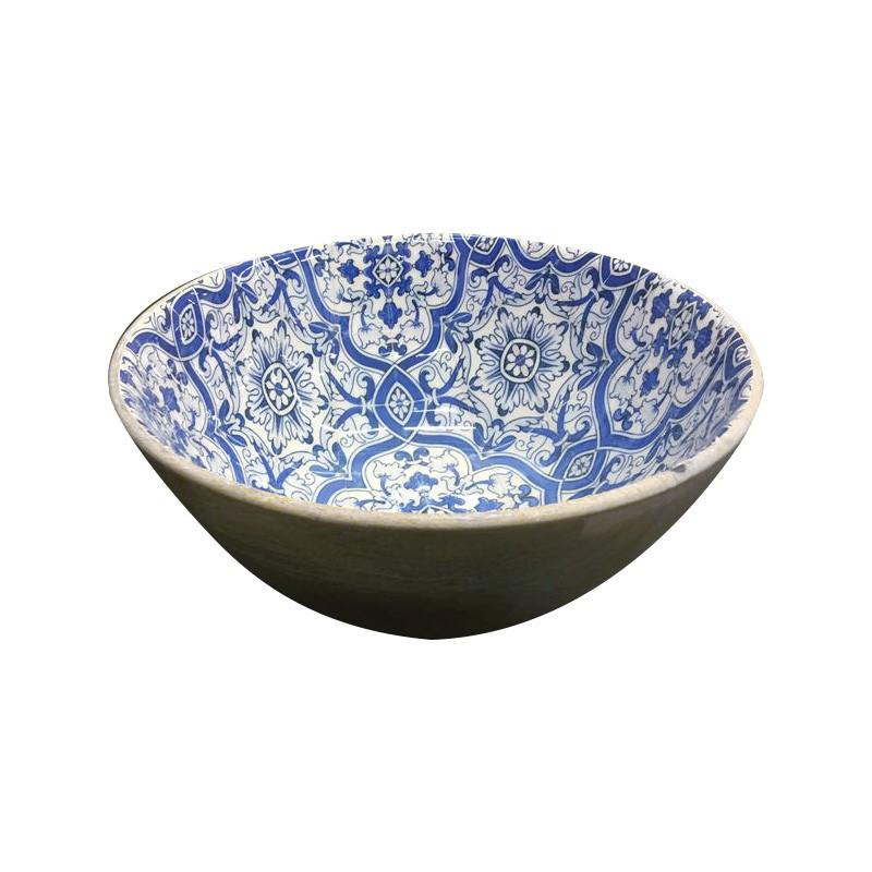Benson Wooden Bowl