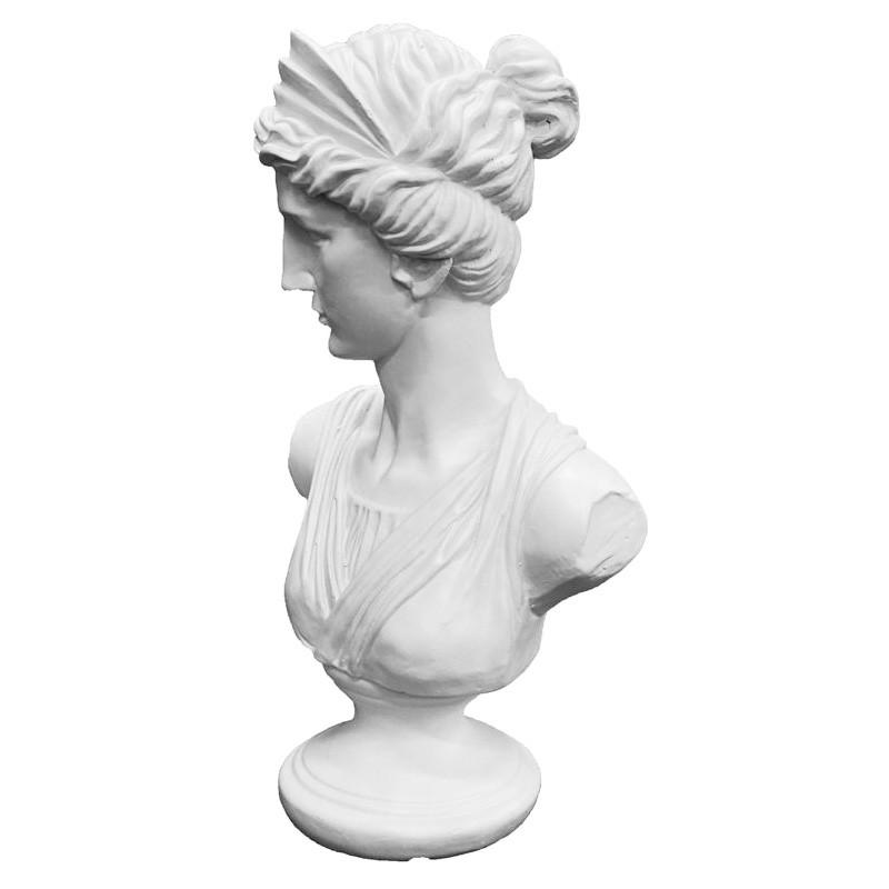 Ian Bust Sculpture, Dianna