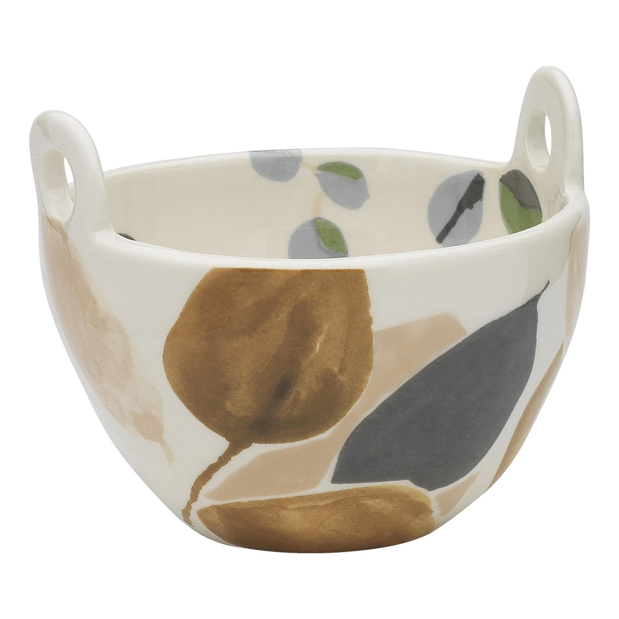 Ecology Twiggy Stoneware Loop Bowl