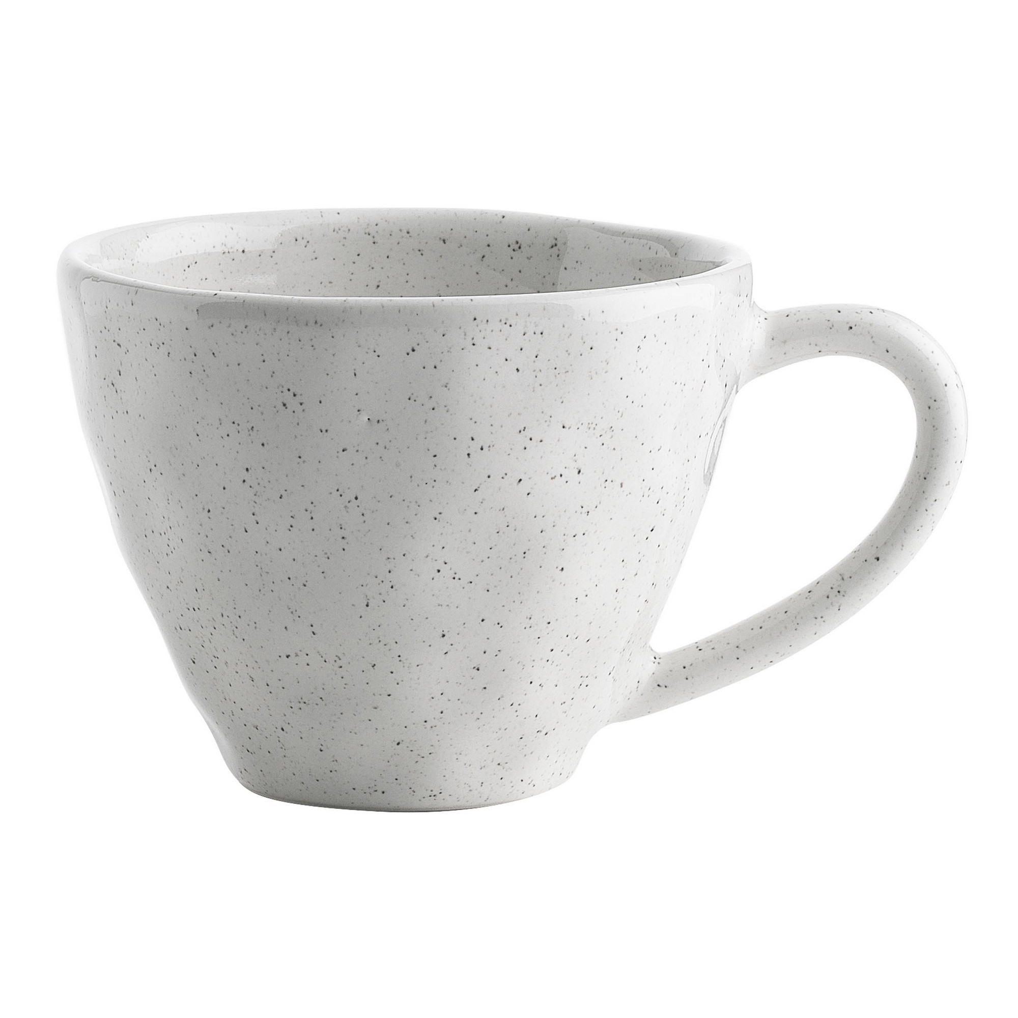 Ecology Speckle Stoneware Mug, Milk