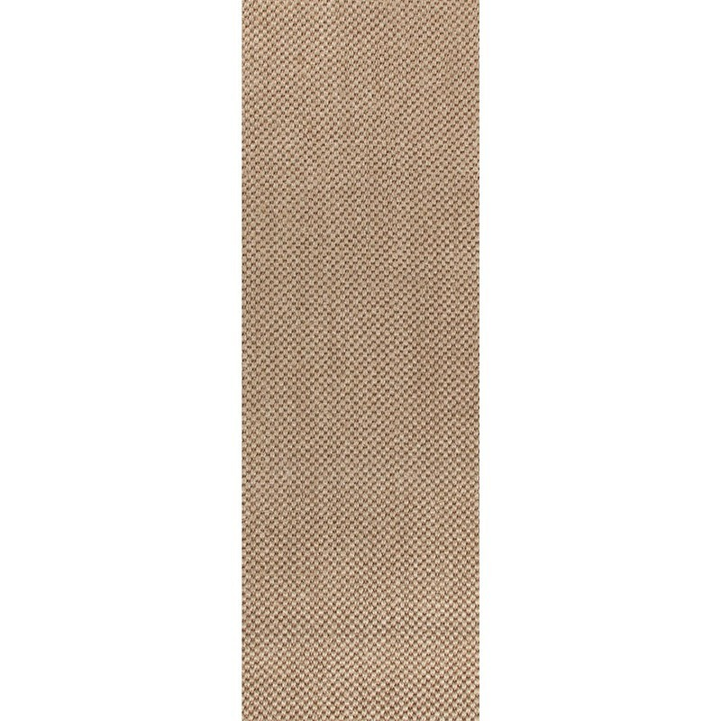 ECO Tiger Eye 80x400cm Natural Sisal Runner Rug - Sand