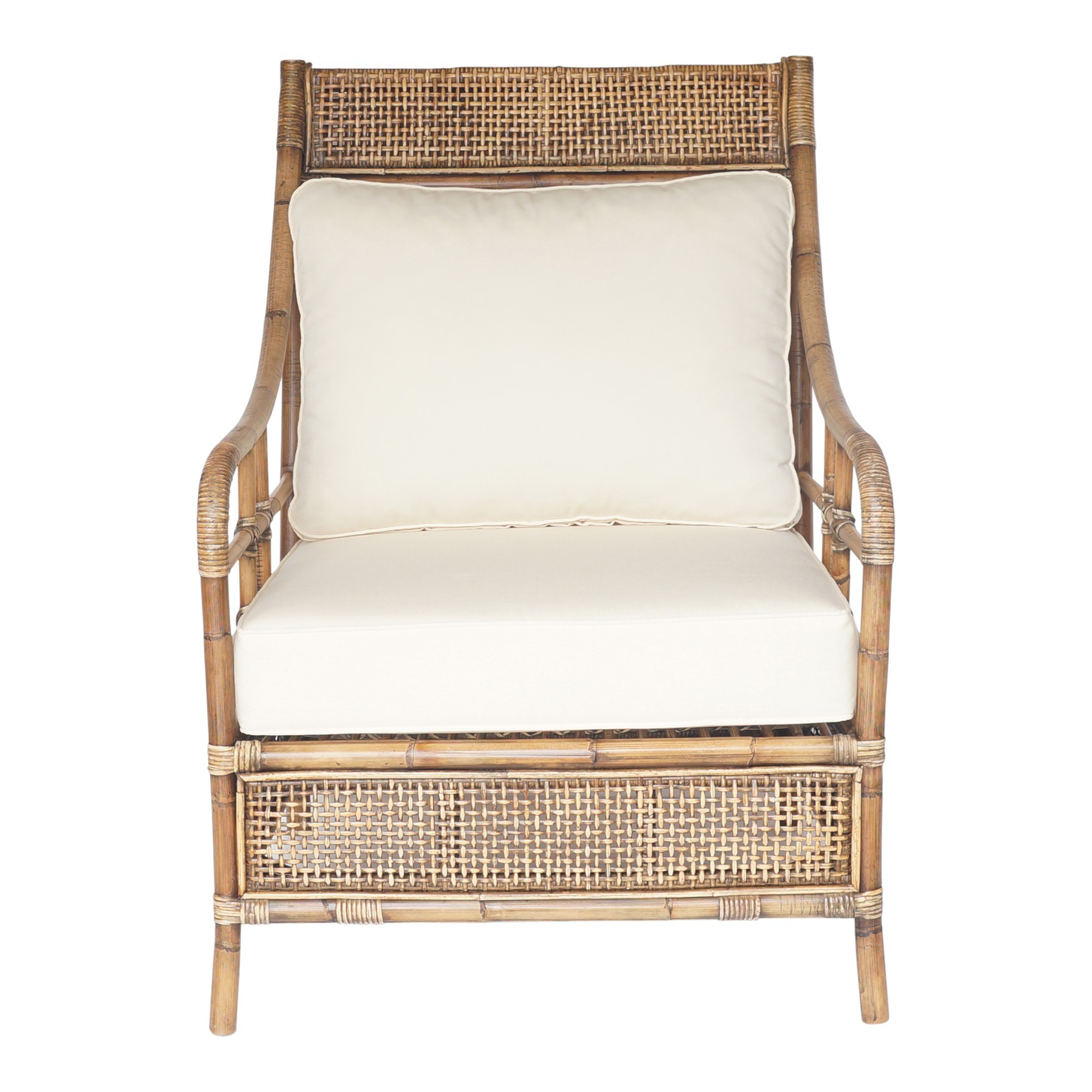 Havana Rattan Armchair