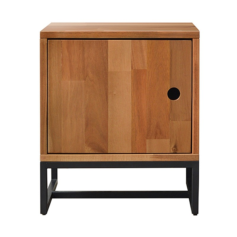 Casa Acacia Timber Bedside Table